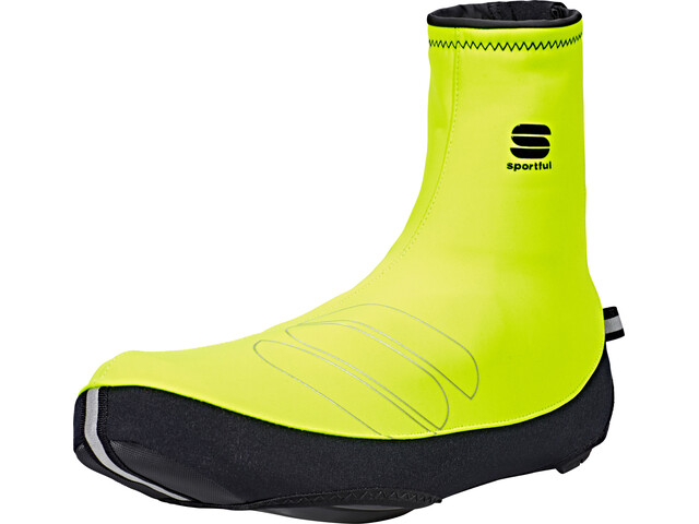 Sportful Windstopper Reflex - Cubrezapatillas - amarillo